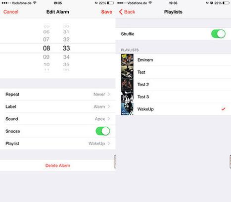 Cydia Tweak PlaylistAlarm 1.1 | cydia | Scoop.it