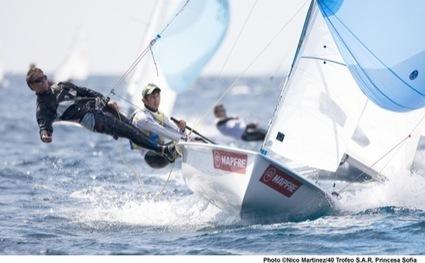 Trofeo Princesa Sofía Mapfre. Nuevos atletas para entrar a formar parte del equipo preolímpico de vela en Palma | MDV 2014 | Scoop.it