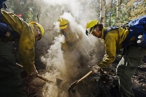 Alaska's terrifying wildfire season and what it says about climate change | Développement durable et efficacité énergétique | Scoop.it