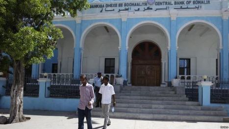 Somalia Central Bank treasurer accused of replacing $530,000 with fake bills - CCTV Africa - Strengthening news coverage in Africa | LibertyE Global Renaissance | Scoop.it