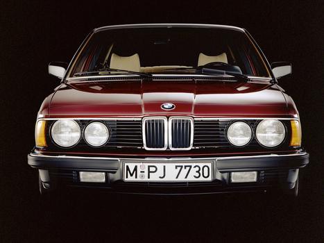 BMW Série 7 : six génération depuis 1977 | Voitures anciennes - Classic cars - Concept cars | Scoop.it