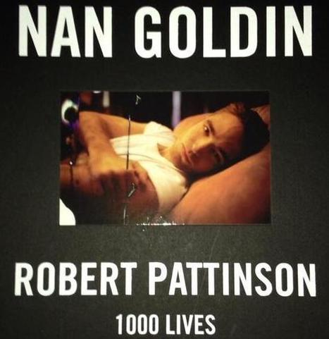 "Dior Homme – Robert Pattinson in ""1000 Lives"" by Nan Goldin (video of the book) 