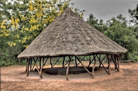 EN IMAGES. BENIN : Village souterrain & parc archéologique   Projet d'architecture et d'urbanisme en Afrique   Scoop.it