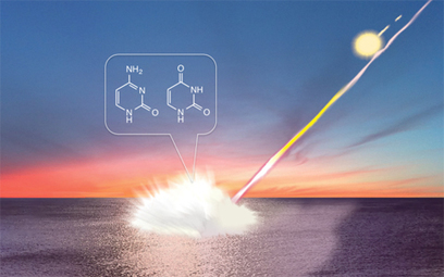 Meteorite Impacts Can Create DNA Building Blocks | Amazing Science | Scoop.it