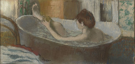 'La Toilette': Art Show Explores Women's Bathing Rituals Through History | The Swimming Pool | Scoop.it