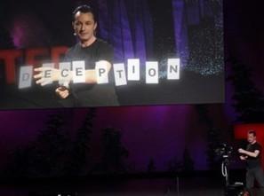 Magia, TED y una de las mejores charlas de realidad aumentada. | elisabethtf | Scoop.it