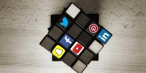 7 statistiques des médias sociaux que tous les marketeurs doivent connaître | Social Media Curation par Mon Habitat Web | Scoop.it