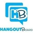 Hangoutboard, una forma inteligente de gestionar Google Hangouts   Social Media   Scoop.it