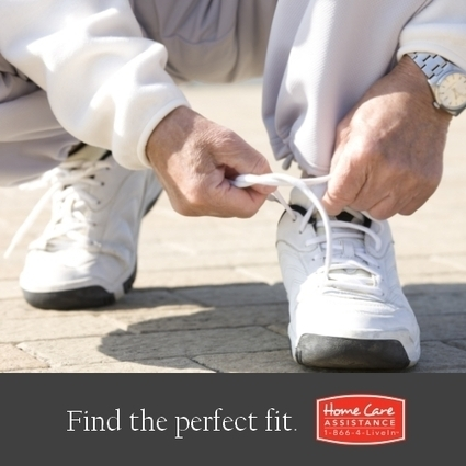 The Right Footwear Can Help You Prevent Injuries | Home Care Assistance of West Texas | Scoop.it