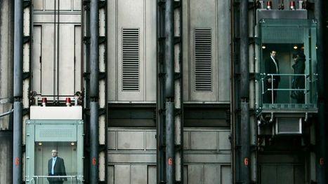 À quoi vont ressembler nos ascenseurs de demain ?   Une nouvelle civilisation de Robots   Scoop.it