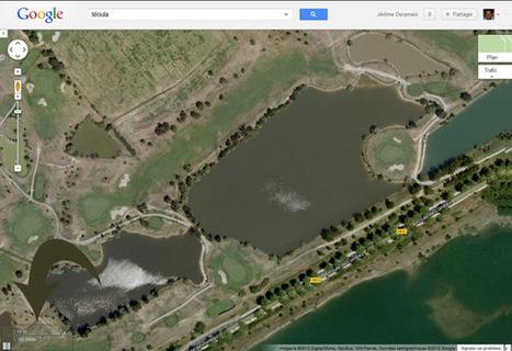 Comment préparer vos parcours avec Google Maps ? | Nouvelles du golf | Scoop.it