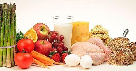 Comida sana vs chatarra - gato encerrado.net | Nutricion | Scoop.it