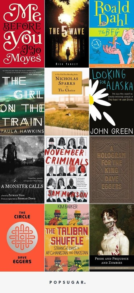 28 Great Books That Are Getting the Movie Treatment in 2016 | Book News Readers Can't Live Without | Scoop.it