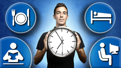 """Master Your """"Body Clock"""" to Eat, Sleep, and Work More Efficiently 