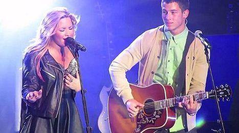 Demi Lovato y Nick Jonas se van de gira - El Intransigente | Música | Scoop.it