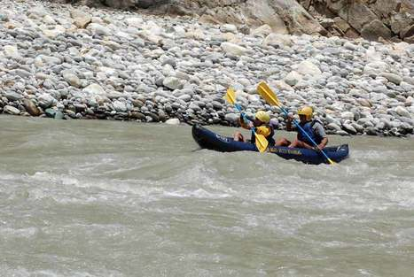 Himalayan River Runners (HRR) India - enjoy Travel Expeditions,White Rafting, Water Rafting at Rishikesh with us | Most Adventurous River Rafting Place in India | Scoop.it