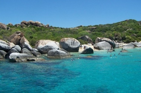 A Guide to The Baths of Virgin Gorda   Caribbean Charm   Scoop.it