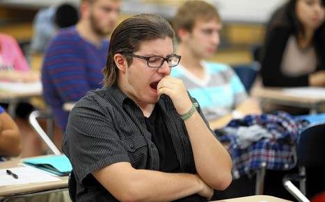 Fatigue a way of life for many high schoolers | NW Facebook Content | Scoop.it