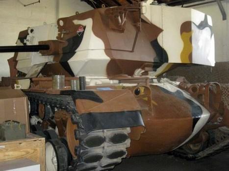 M247 Sergeant York – WalkAround | History Around the Net | Scoop.it