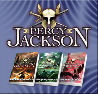 Percy Jackson books by Rick Riordan - Puffin Books | CGS Popular Authors | Scoop.it