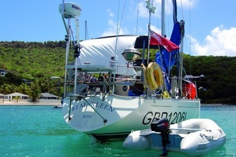 Refit a racer for cruising - Practical Boat Owner Magazine | OSTAR | Scoop.it