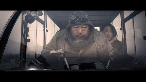 A Dystopian Sci-Fi Movie Filmed Completely under the Radar in China … Starring Ai Weiwei | Colossal | arslog | Scoop.it