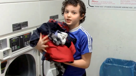 Yes, 8-year-olds can do their own laundry: Which chores at what ages? | Kickin' Kickers | Scoop.it