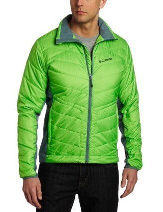 ###  WM4088 Columbia Mens Passo Alto Hybrid Jacket (XX-Large, Neon Green) Columbia Neon Green   Discount Jackets Coats for Men   Scoop.it