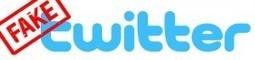 Trouvez les faux comptes Twitter avec Fakers de Status People | veiller | Scoop.it