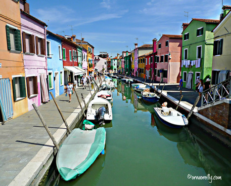 Island of Burano: Well Worth the Effort | Italia Mia | Scoop.it
