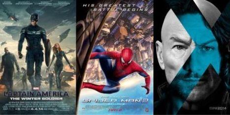 Three Marvel Comic Book Movies Lead The Worldwide Box Office ... | Comics | Scoop.it