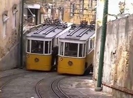 SOUNDSCAPE EXPLORATIONS: Soundscape: Lisbon Funicular | DESARTSONNANTS - CRÉATION SONORE ET ENVIRONNEMENT - ENVIRONMENTAL SOUND ART - PAYSAGES ET ECOLOGIE SONORE | Scoop.it
