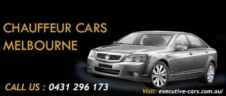 Executive Cabs Chauffuers Cars: Hire the Efficient and Reputed Melbourne Airport Chauffeur Car Services | Executive Cabs Chauffuer s Cars | Scoop.it