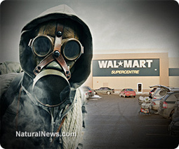 Wal-Mart, Walgreens found selling chemical used to manufacture deadly nerve gas weapons based on Nazi science research | Saif al Islam | Scoop.it