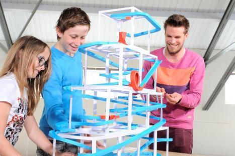 De specialist in Papertrack | Papertrack.nl    zelfbouw-knikkerbaan | materialen voor meer- en hoogbegaafde kinderen | Scoop.it
