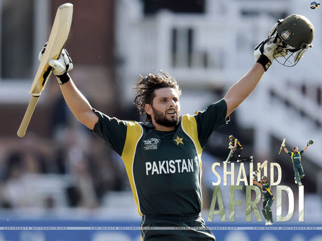 Watch Shahid Afridi Cricket Highlights | Cricket Live Matches | Scoop.it