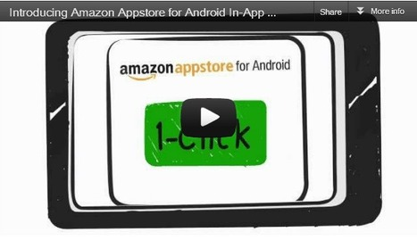 Amazon Takes Next Step in Building Amazon Appstore | Digital Book World | Pobre Gutenberg | Scoop.it