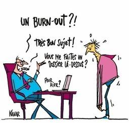 Management des collectivités territoriales : quand les TIC mènent au burn-out. | TIC & Communication Territoriale | Scoop.it