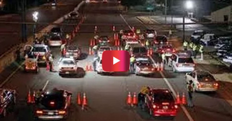 The DUI checkpoint video the whole Internet is talking about | Police Problems and Policy | Scoop.it