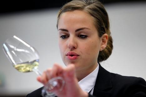 Jade Dufrenoy sacrée Meilleur élève sommelier de France | Verres de Contact | Scoop.it