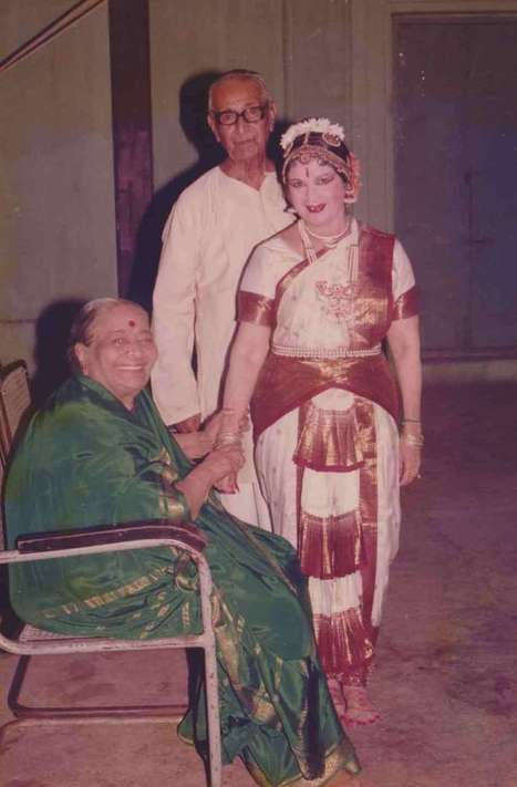 D.K. Pattammal with Kamala Lakshman | Classical Dance in Indian Cinema | Scoop.it