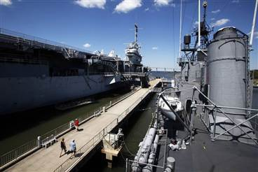 Historic ships dear to vets but costly for museums | All about water, the oceans, environmental issues | Scoop.it