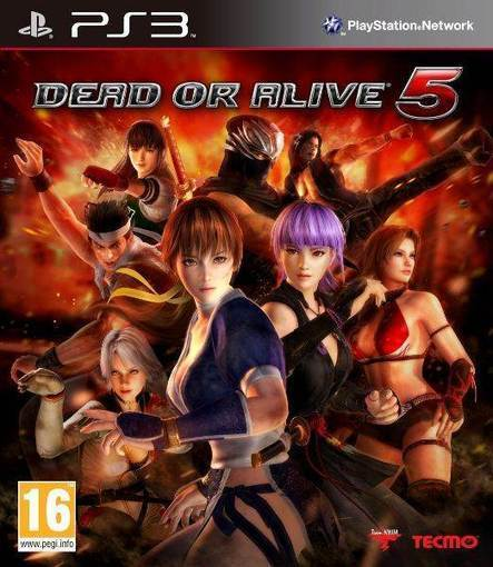 Dead or Alive 5 (PS3) | Buy PS4 Video Games United Kingdom | Scoop.it