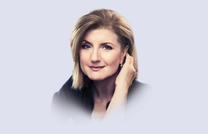Arianna Huffington | Beyond Shame and Guilt - Resilience | Scoop.it