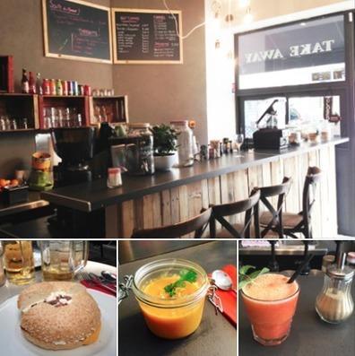 Bon Plan à Avignon – Restaurant Little Odessa : Bagels & Coffee – J'ai testé, aimé, et cette adresse est conseillée pour le petit-déjeuner, le déjeuner et le goûter. | Les bons plans d'Avignon | Carpentras Holidays | Scoop.it
