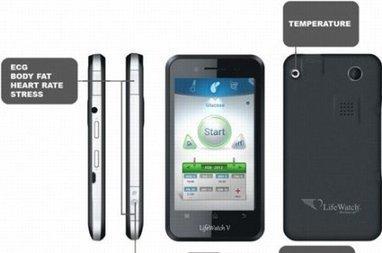 À quoi ressemble le premier «smartphone médical» | le monde de la e-santé | Scoop.it