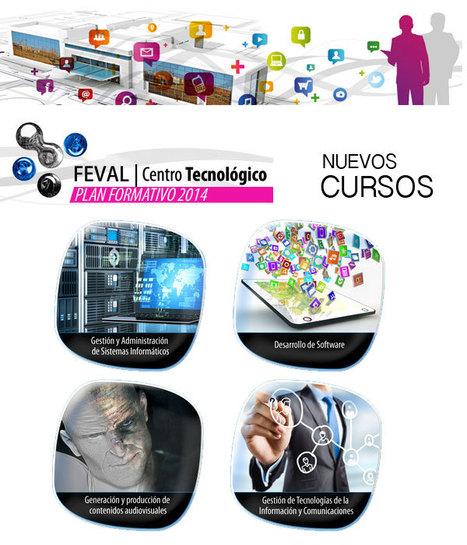 Plan Formativo 2014 Nuevos Cursos | FEVAL Eventos | Scoop.it