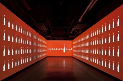 Expérience immersive pour les 125 ans de Coca-Cola | Cabinet de curiosités numériques | Scoop.it