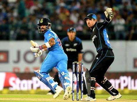 5th ODI Series Decider : India vs New Zealand Live streaming -IND vs NZ Preview, Prediction, TV channels, Playing XI | Current Event | Scoop.it