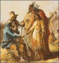 PBS - THE WEST - Sacagawea | Logan's Westward Expansion Thingy | Scoop.it